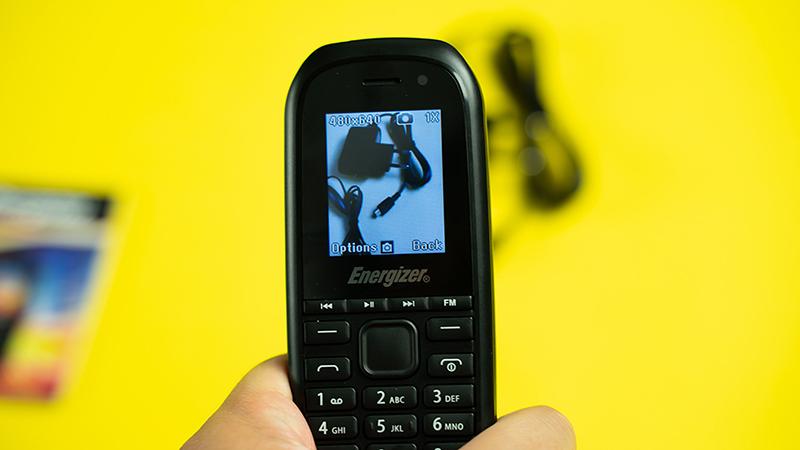 Camera trên điện thoại