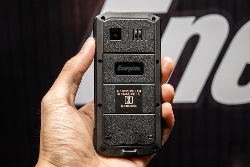 Energizer E100 | Dung lượng pin lớn lên đến 1500 mAh