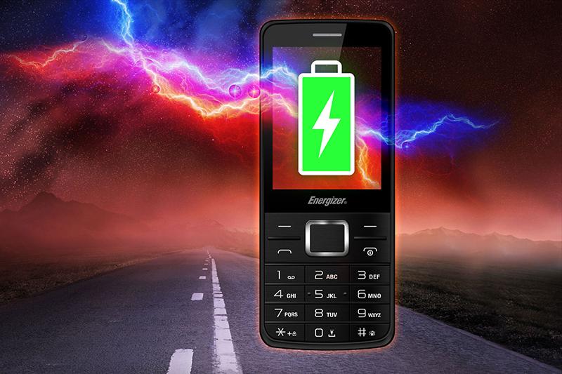 Điện thoại Energizer P20 | Thời lượng pin khủng