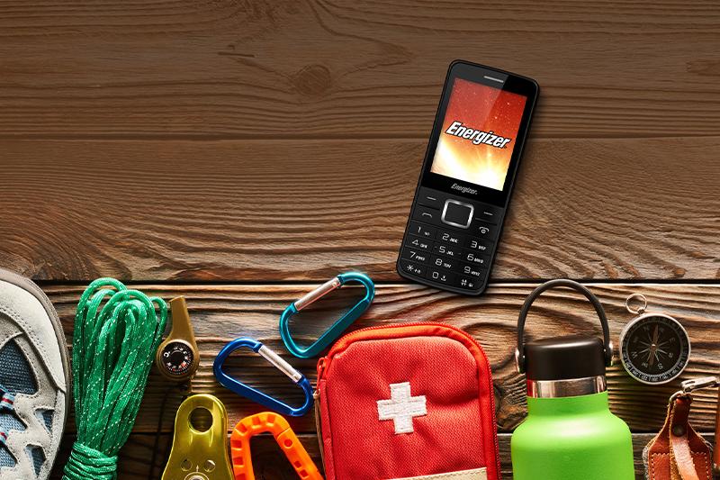 Điện thoại Energizer P20 | Đầy đủ tiện ích