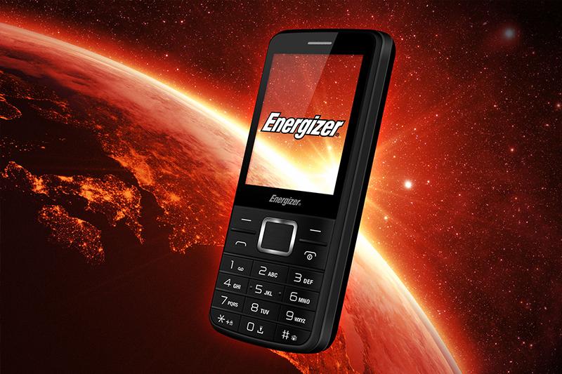 Điện thoại Energizer P20 | Hỗ trợ 2 sim 2 sóng, thuận tiện liên lạc