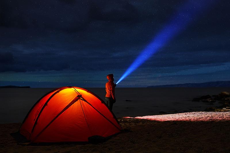 Điện thoại Energizer P20 | Hỗ trợ đèn pin tiện lợi