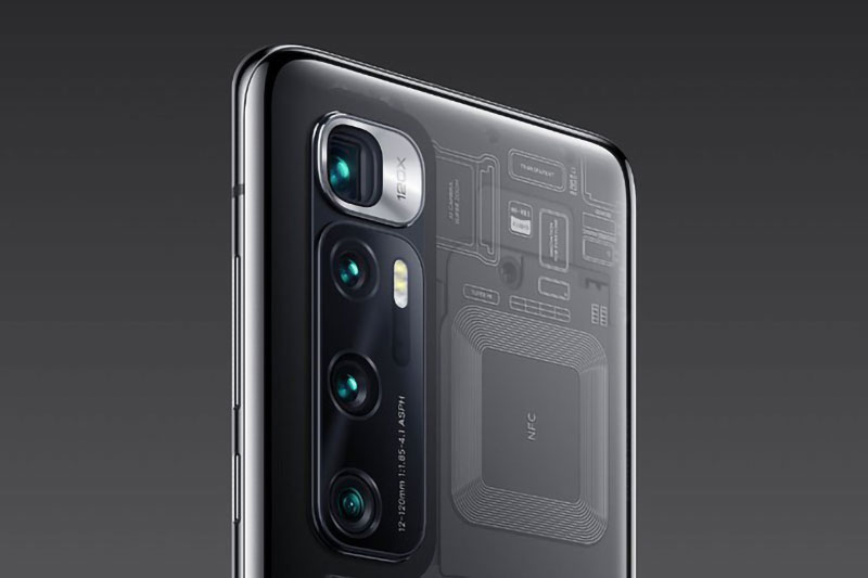 Cụm camera chất lượng hàng đầu trên dòng smartphone - Xiaomi Mi 10 Ultra