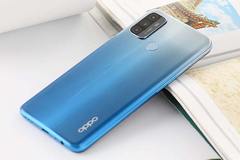 OPPO A53 (2020) | Kích thước gọn gàng dễ cầm nắm