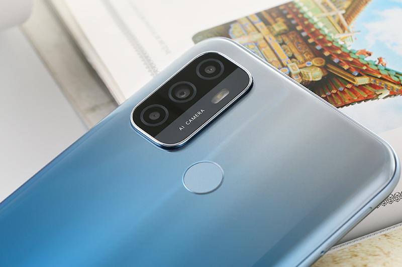 OPPO A53 (2020) | Cụm 3 camera đa tính năng chụp