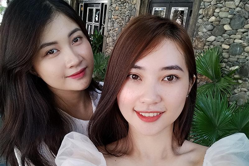 OPPO A53 (2020)   Camera selfie 16 MP hỗ trợ chụp AI làm đẹp