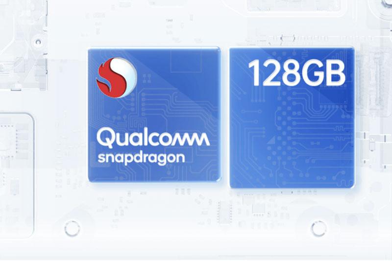 RAM 4GB và ROM 128GB thoải mái lưu trữ - OPPO A53 (2020)