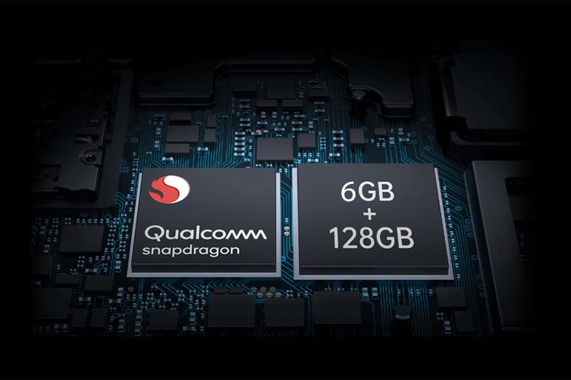 Bộ vi xử lý 8 nhân Snapdragon 662 của Qualcomm   OPPO A73