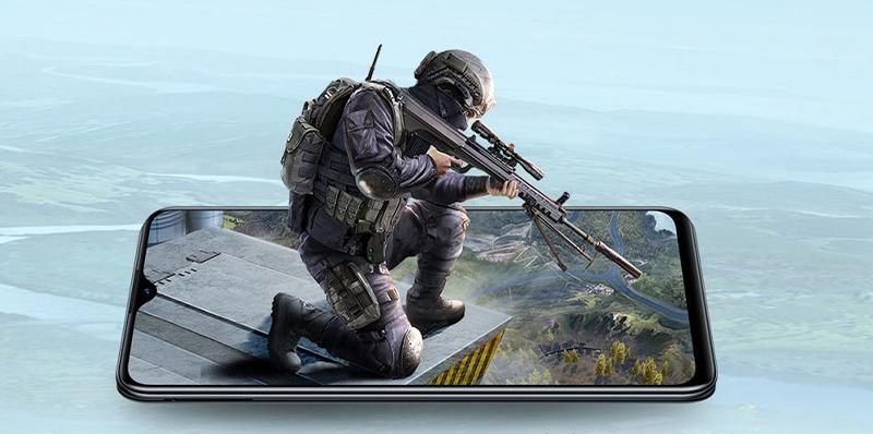 Trang bị chip vi xử lý Snapdragon 460 với 8 nhân | Vivo Y20