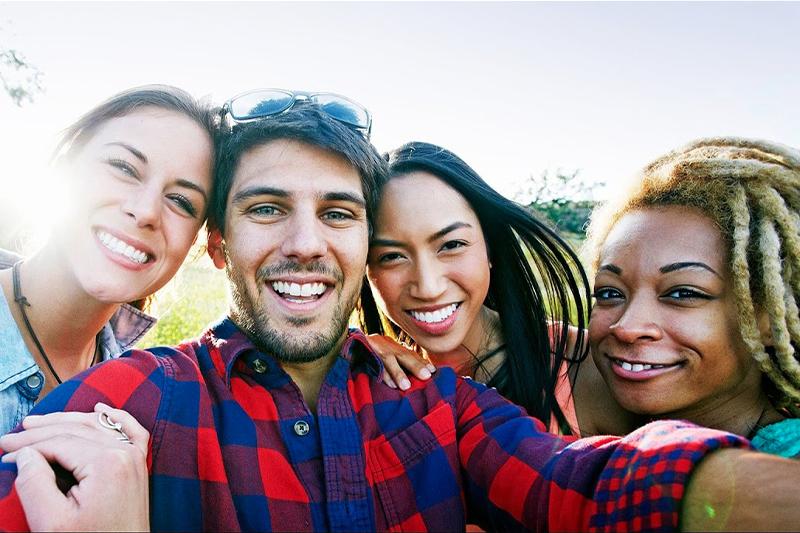 Camera selfie 8 MP | Vivo Y20