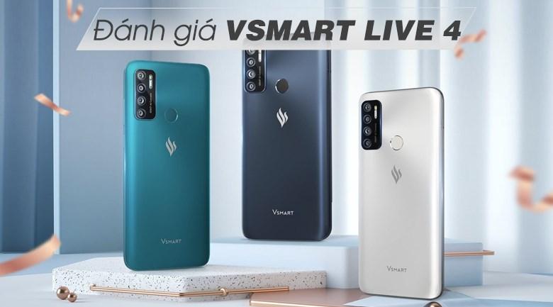 Vsmart Live 4 6GB