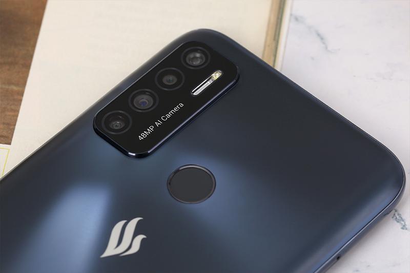 Vsmart Live 4 6GB | Cụm 4 camera chất lượng, chụp ảnh chuyên nghiệp