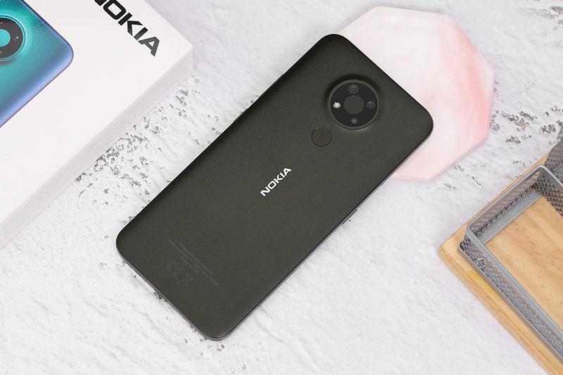 Thiết kế mặt sau | Nokia 3.4