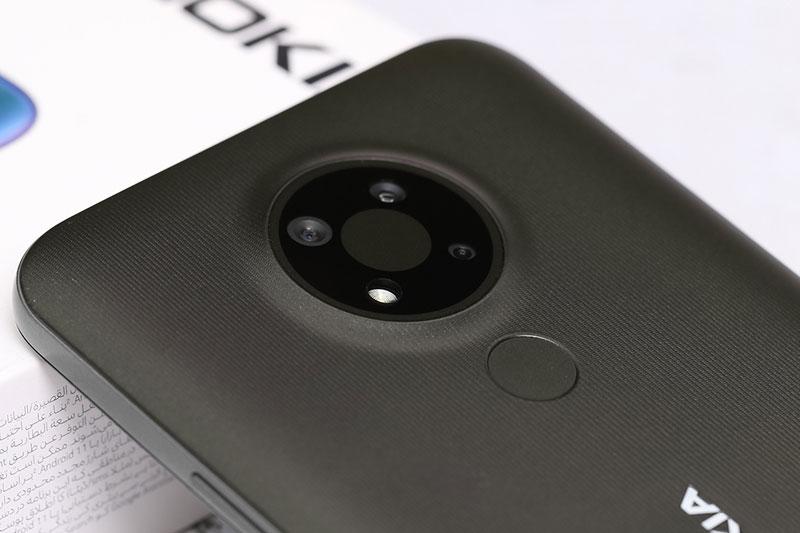 Hệ thống camera sau   Nokia 3.4