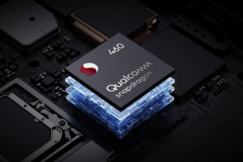 Realme C17 | Sử dụng chipset Snapdragon 460
