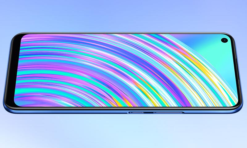 Realme C17 | Công nghệ màn hình IPS LCD màu sắc đa dạng