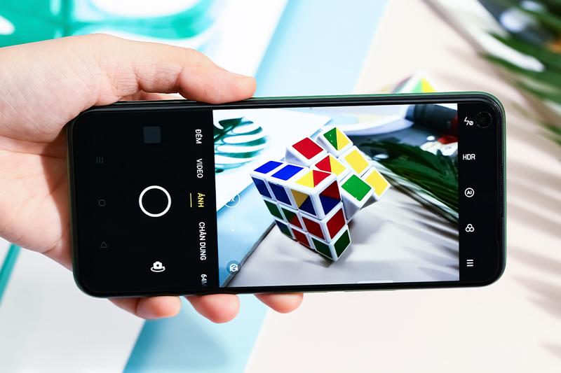 Realme7i | Camera chụp ảnh sắc nét