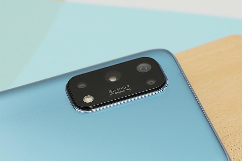 Cụm 4 camera chất lượng - Realme 7 Pro