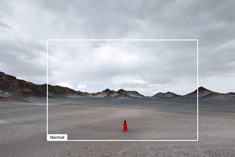 Khung cảnh thiên nhiên hùng vĩ | Realme 7