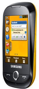 Samsung S3653W Corby-hình 2