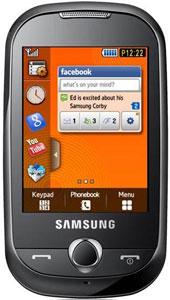 Samsung S3653W Corby-hình 3