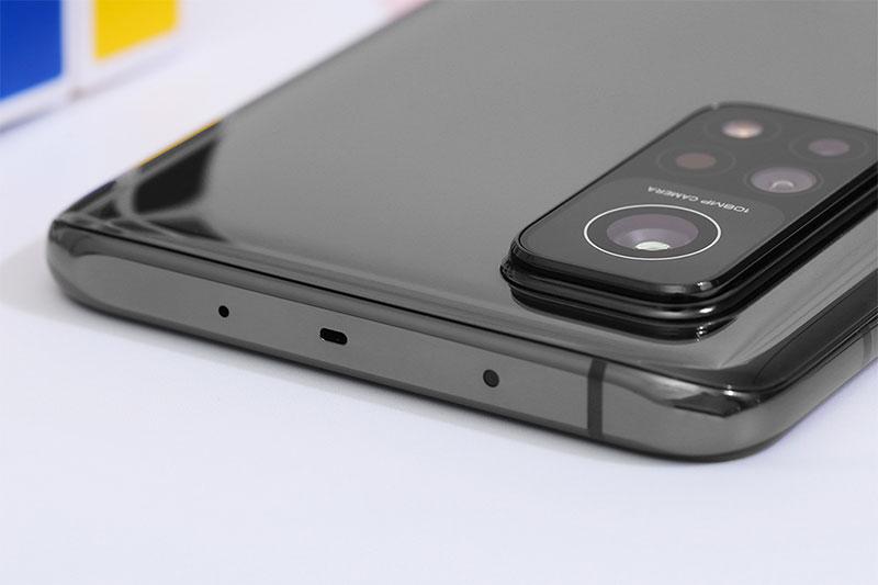 Xiaomi Mi 10T Pro 5G | Máy phủ lớp kháng khuẩn công nghệ ion bạc loại bỏ hơn 99% vi khuẩn