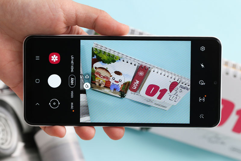 Samsung Galaxy A12 | Ảnh chụp trên camera sau