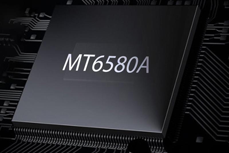 Trang bị chip MediaTek MT6580A 4 nhân | Mobell P41