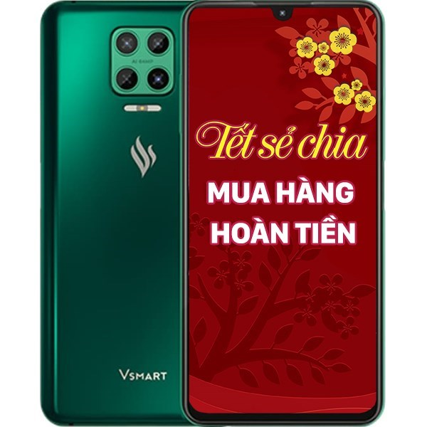 Điện thoại Vsmart Aris (6GB/64GB)