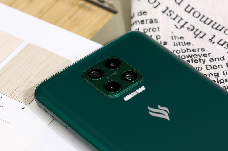 Cụm 4 camera sau chất lượng, đa tính năng - Vsmart Aris Pro