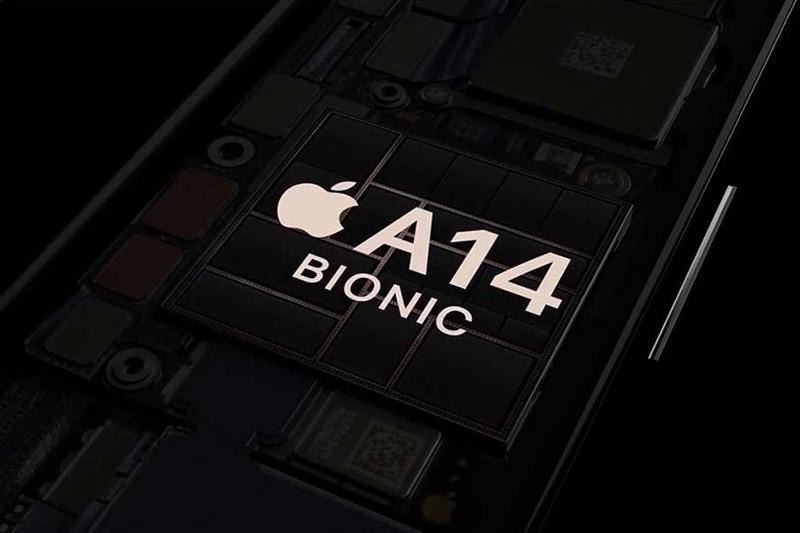 Trang bị vi xử lý A14 Bionic | iPhone 12