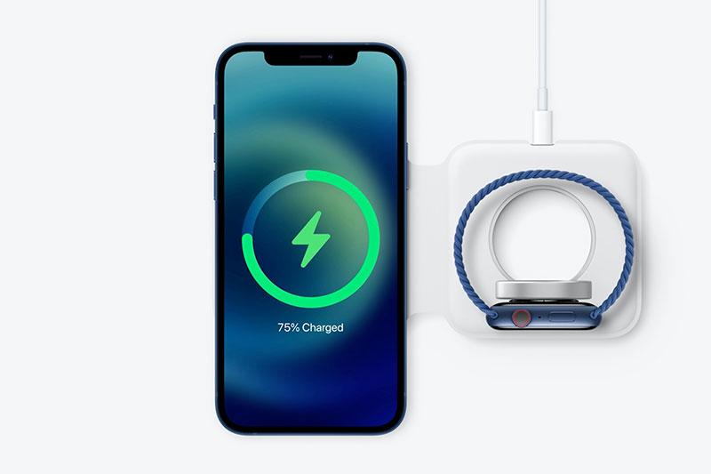 Tích hợp nhiều công nghệ sạc | iPhone 12