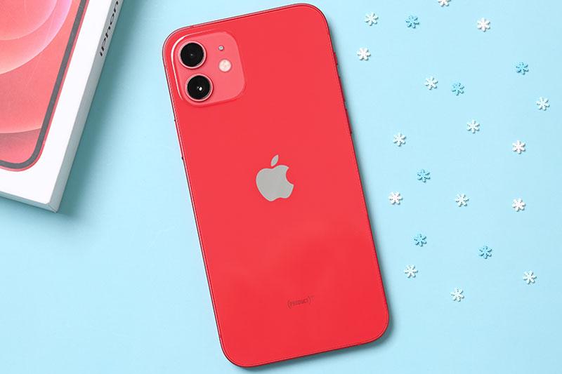 Thiết kế ở mặt lưng | iPhone 12 256 GB