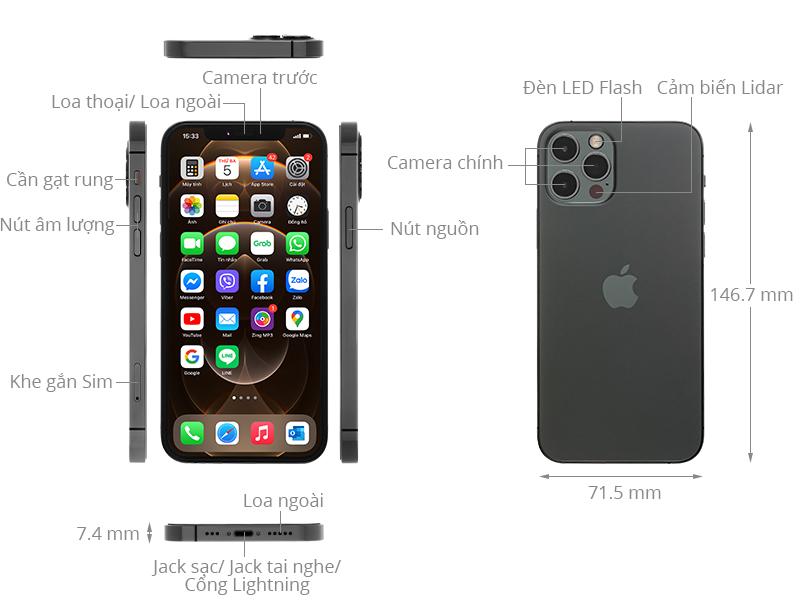 Thông số kỹ thuật 228738