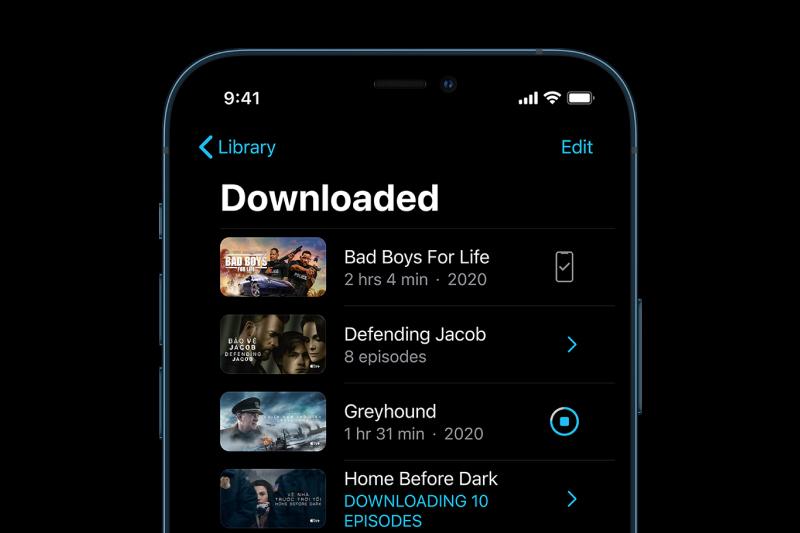 Kết nối 5G siêu nhanh | iPhone 12 Pro 512 GB