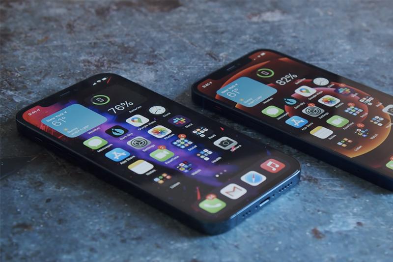 Trải nghiệm hoàn hảo trên hệ điều hành iOS 14 | iPhone 12 Pro 512 GB