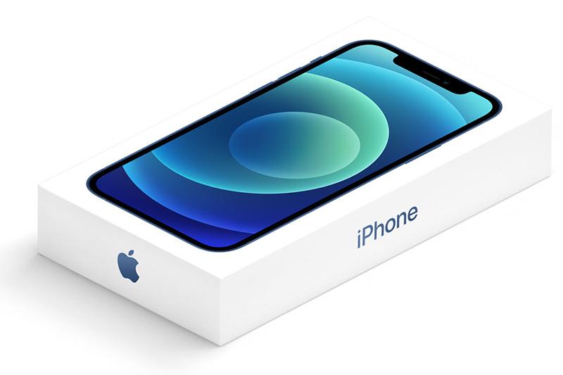 iPhone 12 Mini 128 GB | Củ sạc không kèm theo trong hộp khi mua máy