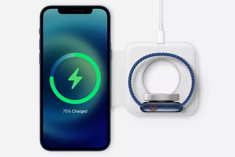 iPhone 12 Mini 128 GB | Hỗ trợ khả năng sạc không dây Qi và MagSafe