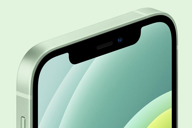 iPhone 12 Mini 128 GB | Thiết kế tinh tế, góc cạnh vuông vức
