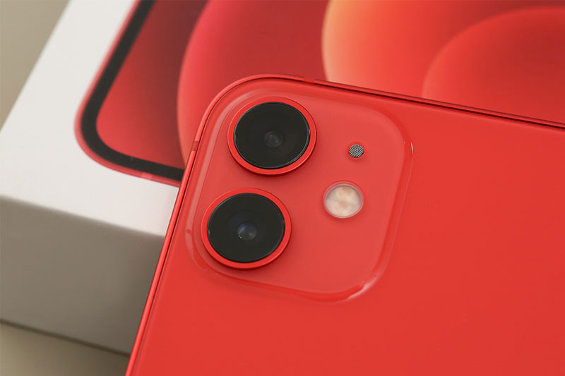 iPhone 12 Mini 128 GB | Camera chính 12 MP, camera góc siêu rộng lên đến 120 độ
