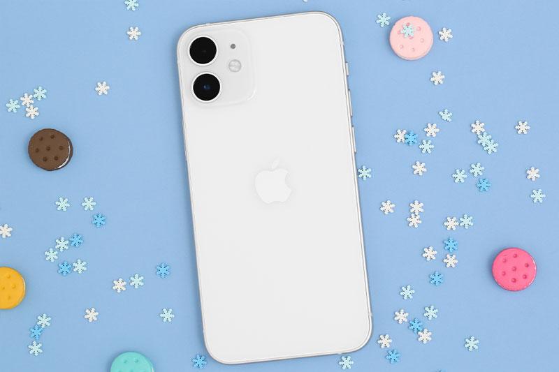 iPhone 12 Mini 256 GB | Thiết kế mặt lưng