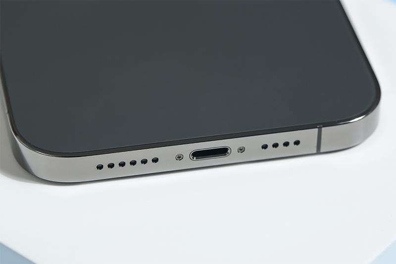 Dung lượng pin 3687 mAh | iPhone 12 Pro Max