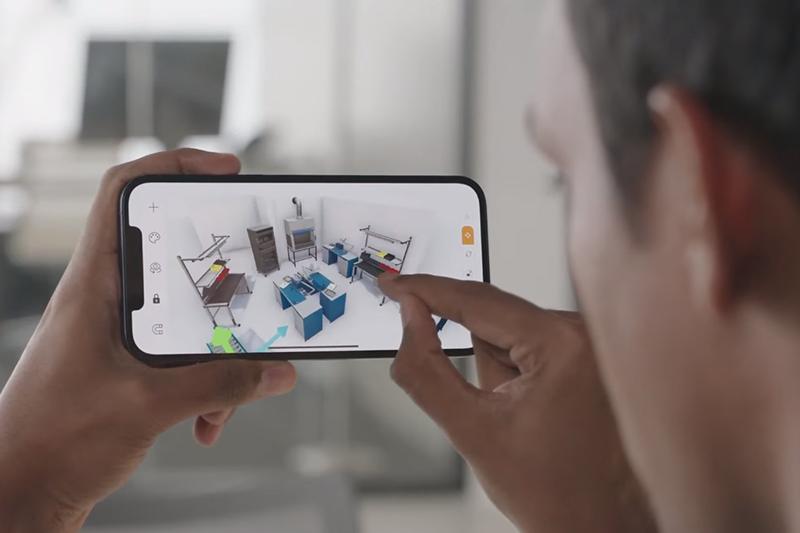 Cảm biến LiDAR quét chính xác | iPhone 12 Pro Max
