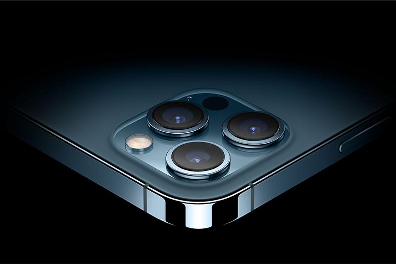Bộ 3 camera chất lượng | iPhone 12 Pro Max