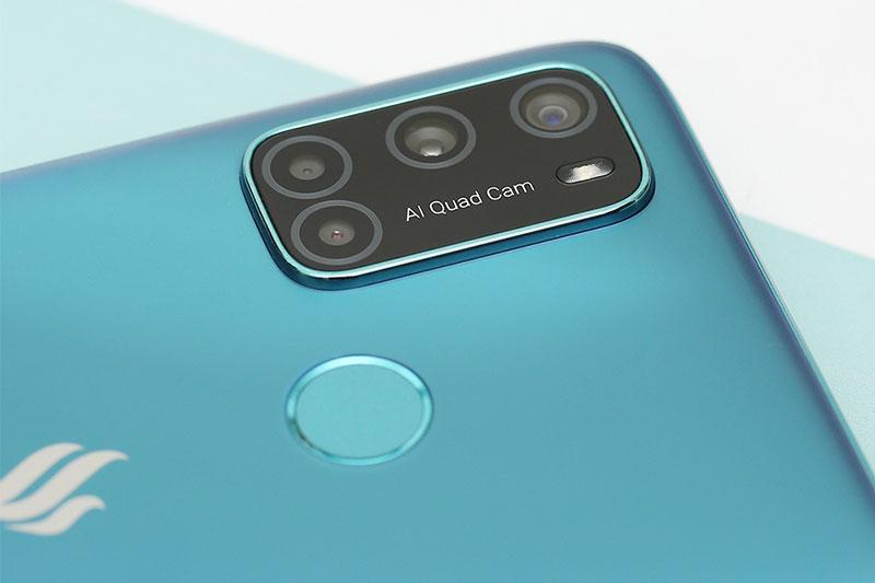Hệ thống 4 camera chất lượng đa tính năng - Vsmart Joy 4 (4GB/64GB)