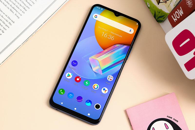 Vivo Y51 (2020) | Trang bị màn hình LCD cho nhiều màu sắc