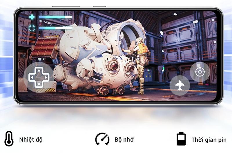 Samsung Galaxy A52 | Chơi game, giải trí mượt mà