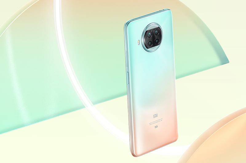 Cụm 4 camera sau nổi bật | Xiaomi Mi 10T Lite