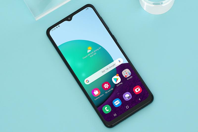 Samsung Galaxy A02 | Màn hình 6.5 inch