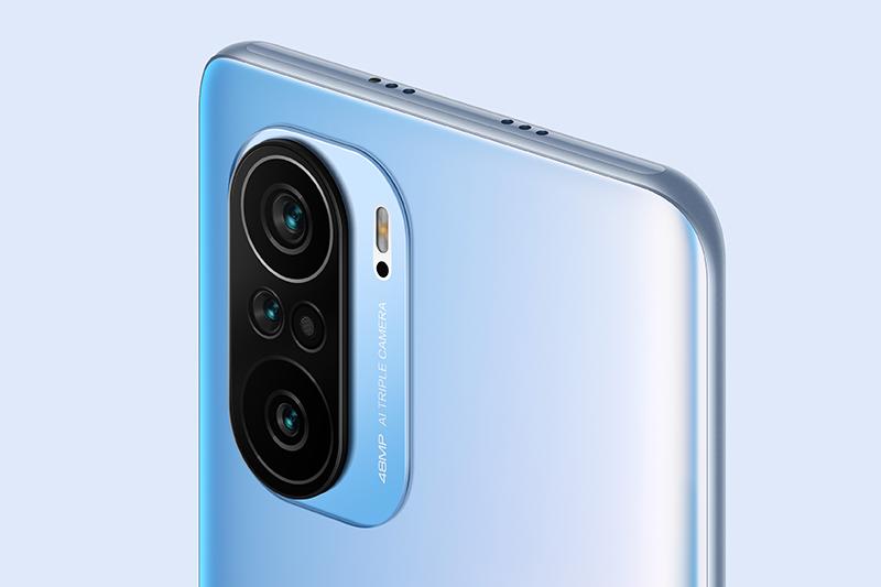 Xiaomi Redmi K40 | Trang bị 3 camera sau sắc nét